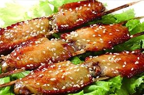 郑州烤鸡翅