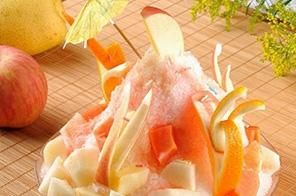 郑州鲜果刨冰