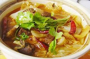 郑州砂锅牛肉