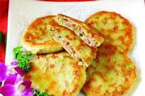 郑州五香馅饼