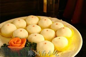 郑州玫瑰豆沙包