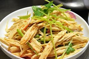 郑州凉拌腐竹