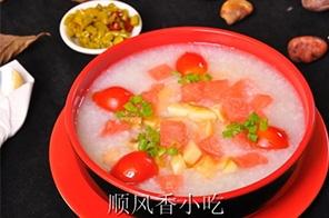 郑州水果粥