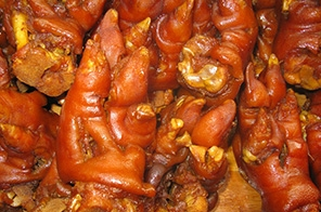 郑州五香猪蹄