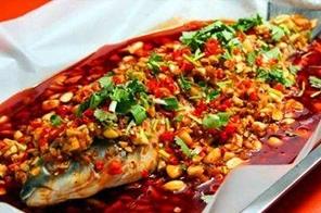 郑州纸包鱼