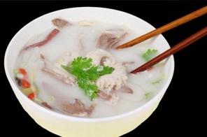 安阳陕北羊汤